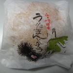 田村菓子舗 - 愛媛県産の雲丹を使用