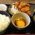 塩沢石打サービスエリア(上り線)フードコート - 料理写真:
