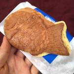 おめで鯛焼き本舗 - 冷た~い焼きのレアチーズ