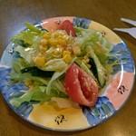 ドン・キホーテ - サラダ