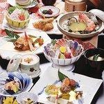 津 みやび - 料理写真:旬のおまかせ会席 みやび 5,250円