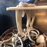 伊勢そば - 麺