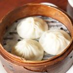 中国名菜 しらかわ - 小籠包@500