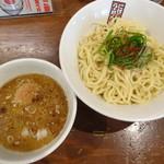 玉五郎 - 塩煮干しつけ麺