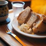 スタジオファーレン - 料理写真:あずきのシフォンケーキ