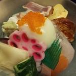 富士寿司 - 綺麗でしょ 海鮮丼