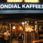 MONDIAL KAFFEE 328 GOLD RUSH -