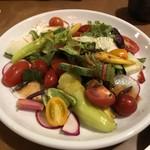 から味処 粧 - サラダ