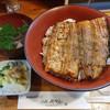 新かしわ - 料理写真:【2019/7】うな丼(きも吸い付)