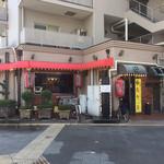 薩摩っ子ラーメン - 国道1号線の東天満交差点にあるラーメン屋さんです。