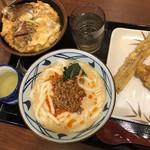 丸亀製麺 - 父親チョイス
