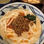丸亀製麺 - 坦々うどん