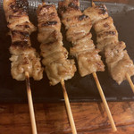 串道楽 潤 - シロ1本¥120肉厚でおいっしーいんです♪