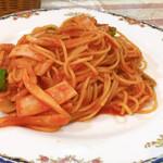 洋食屋 - 料理写真:◆ナポリタン 550