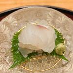 日本料理 太月 - こちのあらい