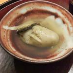 日本料理 太月 - 五島列島岩牡蠣