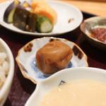 日本料理 太月 - 自家製うめ