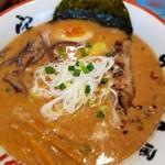 函館麺や 一文字 - 料理写真:チャッチャ醤油ラーメン