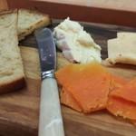 よるのあじと - 料理写真:チーズ盛り合わせ