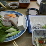 Bote - てっちり(お昼限定2人前)¥4500