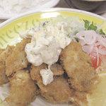 ニューほり江 - 大阪 ミナミ 洋食 定食 ランチ ニューほり江