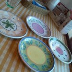 11170940 - 取り分け皿は 私の大好なデシモーネのデザイン(もしくはレプリカ?)
