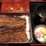 うなぎ料亭 山重 - 料理写真:
