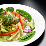 雪月花 - 高原野菜を使用したサラダ