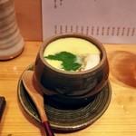 鳥雅 - 茶碗蒸し