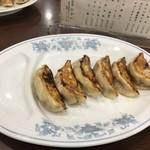 中華料理 おがわ - 餃子