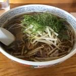 みすず - 料理写真:小田原風醤油らーめん