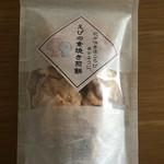 神楽坂地蔵屋 - えびの素焼き煎餅