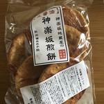 神楽坂地蔵屋 - 煎餅