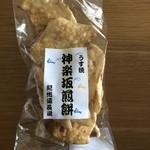 神楽坂地蔵屋 - 煎餅(うす焼)