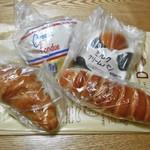 ベーカーシェフ - 購入したパン類