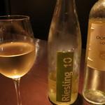 ボヌール - グラスワイン白
