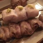 炭焼地鶏と旬鮮野菜 とさか -