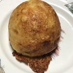 panda - チーズのパン@300円
