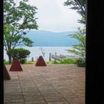ラ・テラッツァ 芦ノ湖 - 眺望