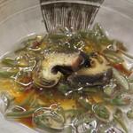 ふじ原 - ばい貝とじゅんさい