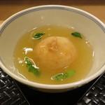 ふじ原 - 鴨饅頭