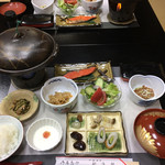 龍鳴館 - 料理写真:朝食