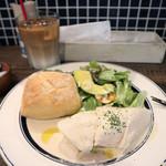 エスデミック カフェ - ワンプレートランチ