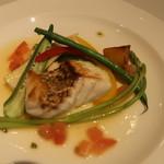 RISTORANTE INCROCI - 魚料理