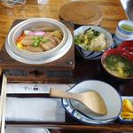 いっすんぼうし - 料理写真: