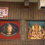 ナマステネパール - 壁