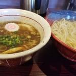 麺屋 壱福 - つけめん・並盛り・熱盛り(税込700円)