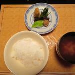 建仁寺 祇園 丸山 - お食事