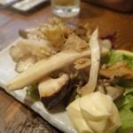 きのこ - いろいろきのこバター