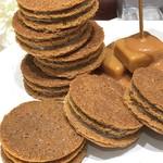 キャラメルゴーストハウス - 【キャラメルチョコレートクッキー】ディスプレイ